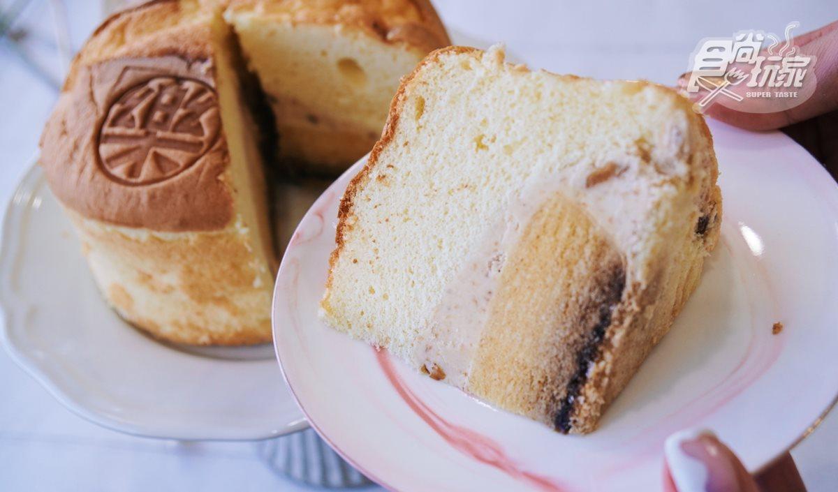 【獨家】必須消滅!樂樂甜點聯手新福源「花生爆漿雞蛋布丁蛋糕」,這裡搶先開賣