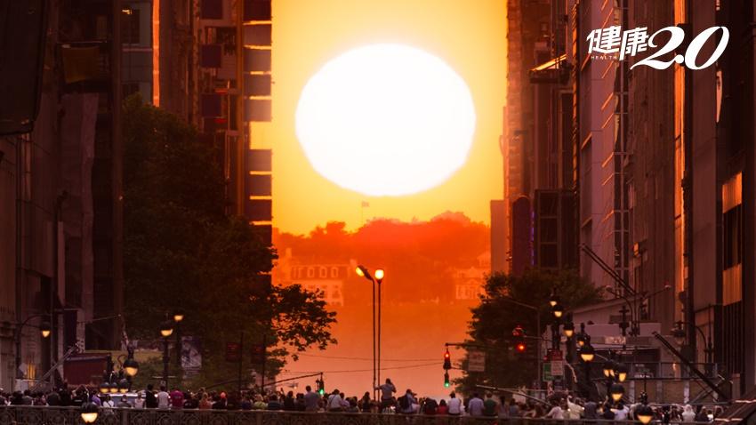 不能錯過的絕美懸日來了!把握8月這6天,記得戴這色的太陽眼鏡最好