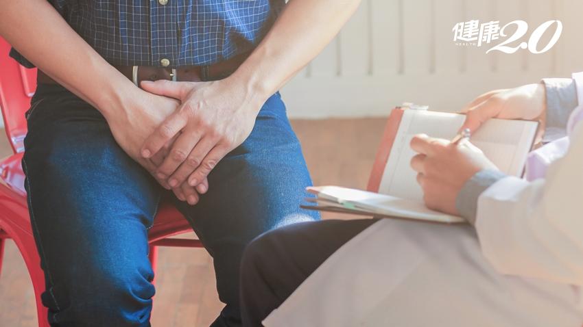 中年男不舉求醫 意外發現心血管疾病!勃起障礙潛藏6種疾病警訊
