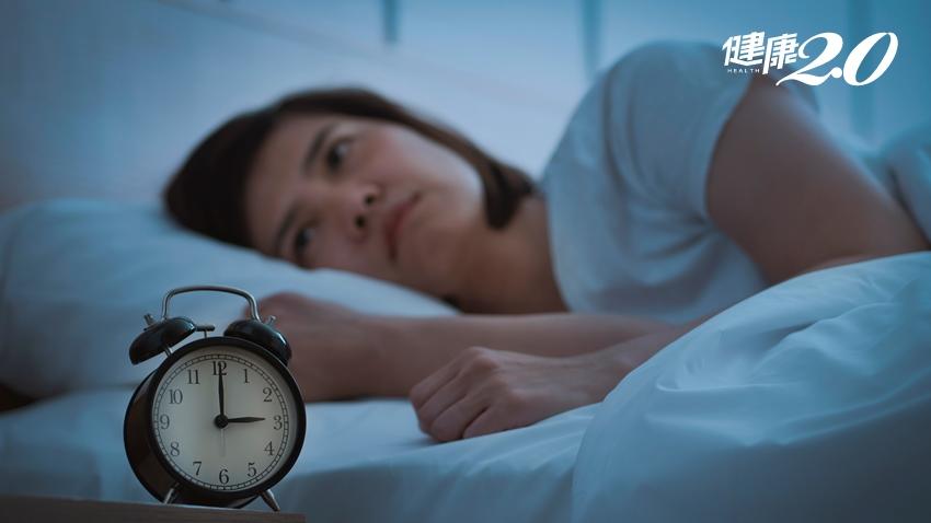 改善失眠不吃藥的方法!營養師推2種天然助眠營養素
