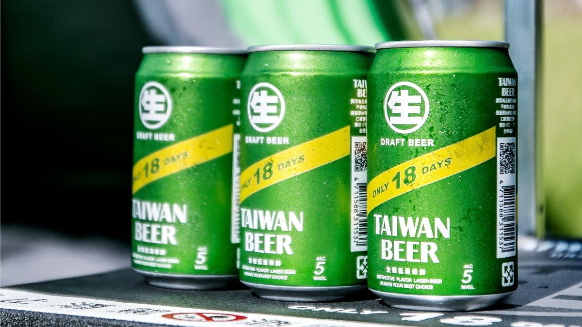 可以囤貨了!限期5天超商推「18天台灣生啤酒」優惠,2罐只要66元