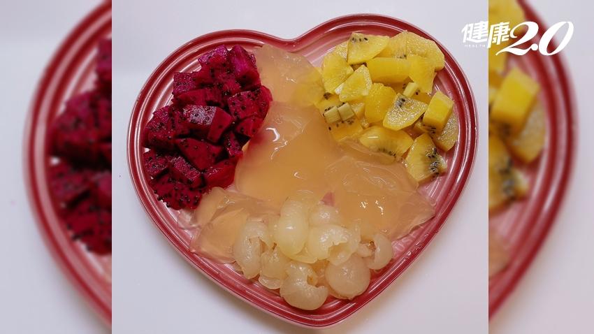 愛玉是台灣之寶!高纖低熱量點心首選 營養師分享私房消暑吃法