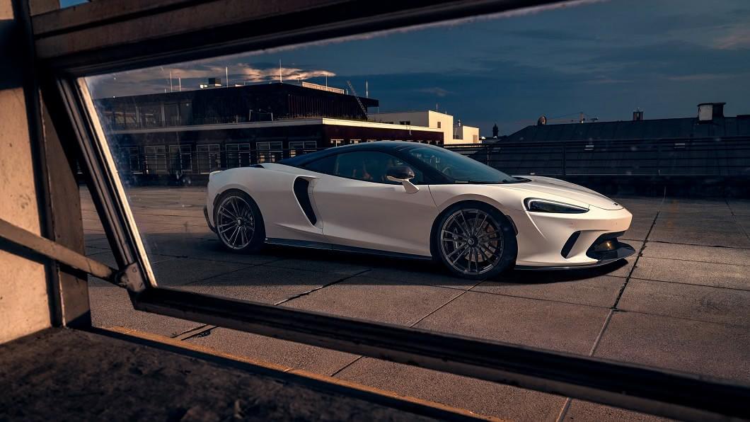 壓榨707匹馬力 Novitec讓McLaren GT更狂放