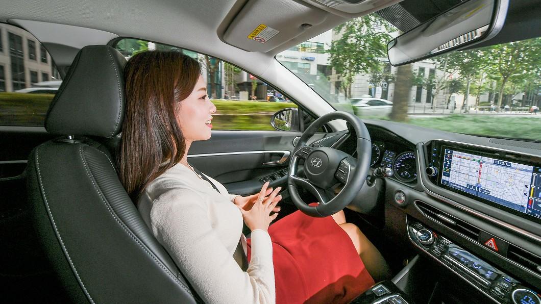 ADAS真的能夠100%信任嗎?AAA美國汽車協會實際測試ADAS可靠度。(圖片來源/ Hyundai) 有ADAS就高枕無憂? 美國研究:出錯率高達7成