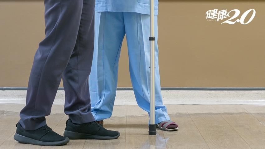 7旬爺爺腦中風 驚見90%頸動脈狹窄!做了這件事1個月後可正常走路