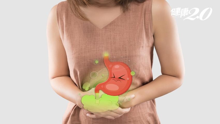 「脹氣」只是消化不良?也有可能是腫瘤!醫提醒:2種脹氣要特別小心