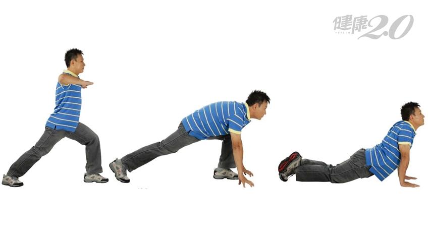1招增強免疫力!「臥虎撲食勢」活血路、預防生病 刺激2穴道改善腕關節疼痛、便祕