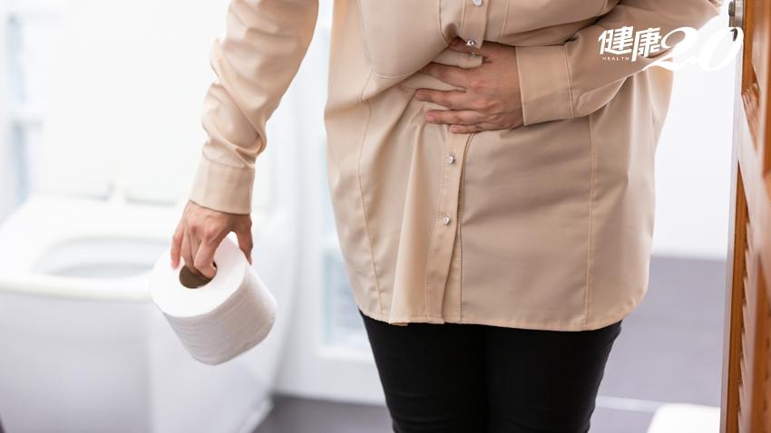 一天跑廁所10多次!婦人嚴重腹瀉多年 醫師揪出罕見「闌尾腫瘤」