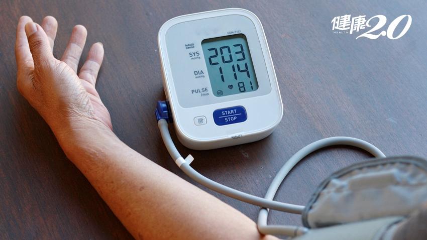 氣溫飆高別讓血壓跟著高!記得多喝水外,台大名醫3招遠離高血壓:運動、減重及量血壓