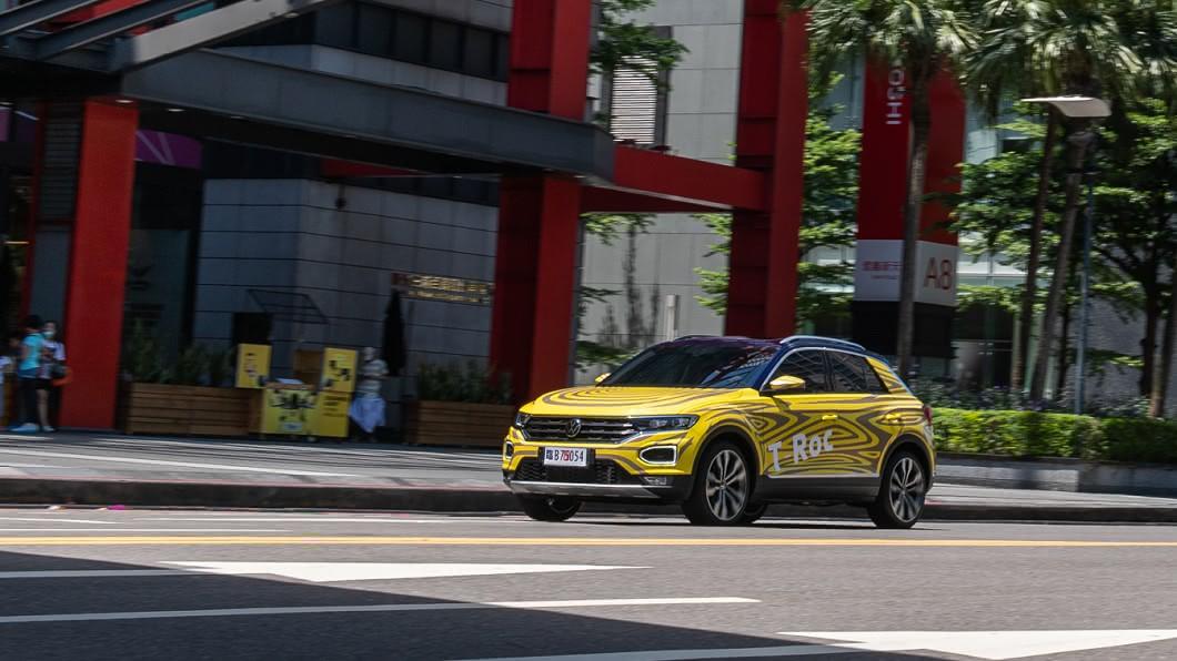 T-Roc預告將於9月啟動預售。(圖片來源/ Volkswagen) T-Roc預告9月啟動預售 確定引進1.5與2.0雙動力規格