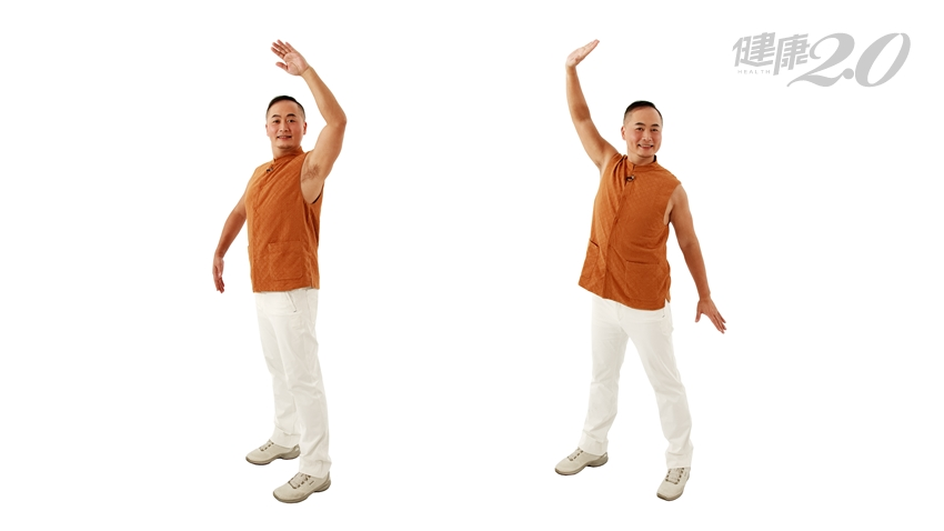 小心脖子老化長骨刺!彥寬老師「行氣歸位法」 改善視力、肩頸僵硬 預防頸椎病