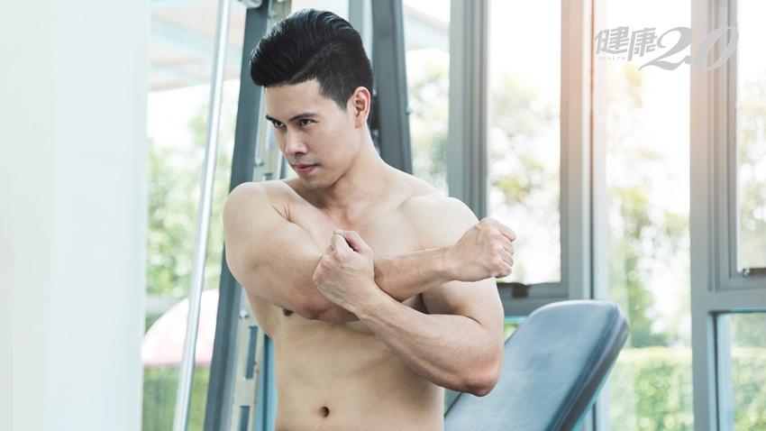 猛男補充高蛋白長肌肉卻變成痘花男!醫生建議用植物蛋白、原形食物取代