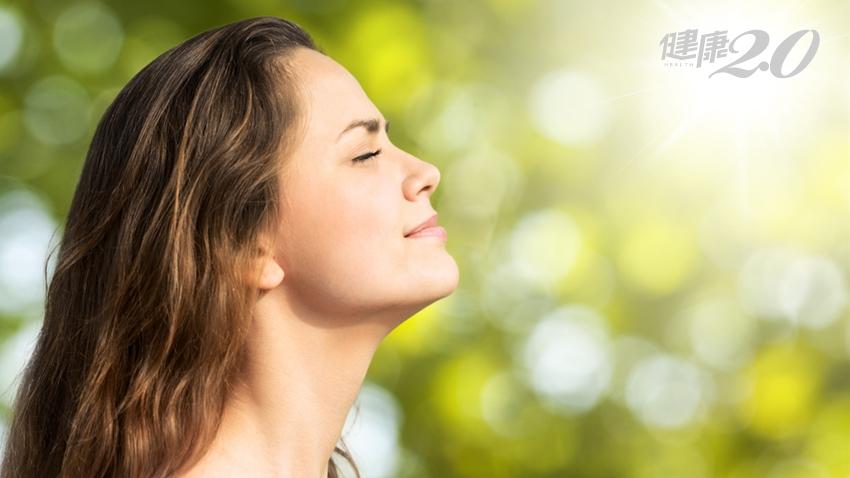名人都在實踐的健康法!只要閉上眼睛呼吸,幫助「調整腦部」健康