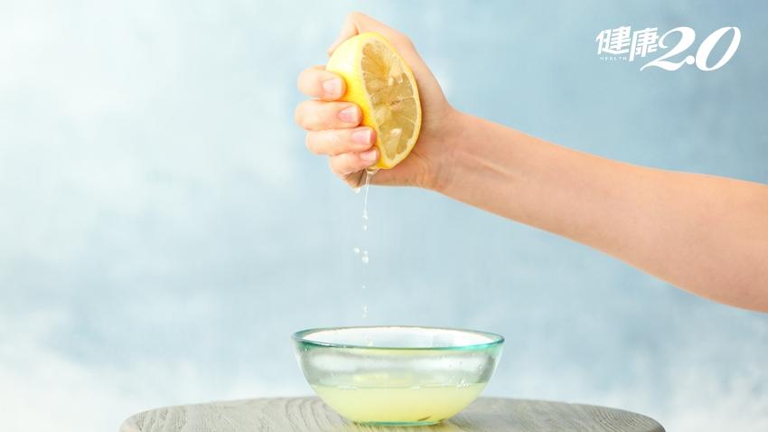 檸檬汁不只能美白、去斑!醫師娘3妙用 刀具除鏽、浴廁、廚房亮晶晶