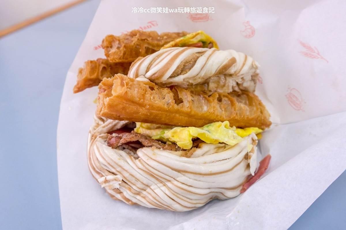 開吃囉!北中東部+離島33家「老市場早餐」:雙菇蛋餅、海景饅頭蛋、3倍大壽司