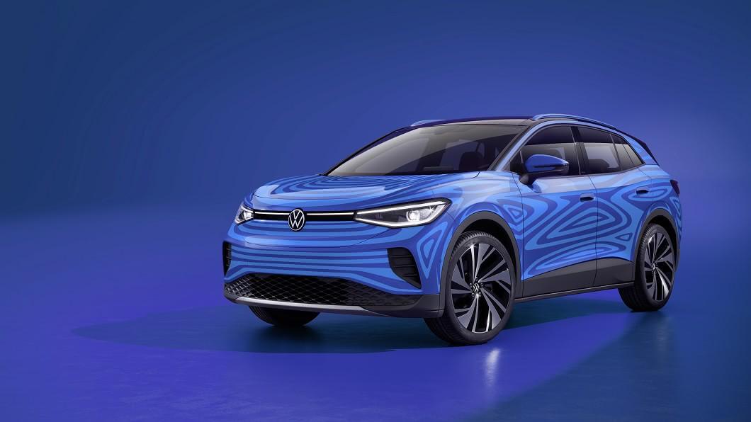 Volkswagen預告ID.4在未來幾週內就將現身。(圖片來源/ Volkswagen) 電動休旅才是市場重心 VW ID.4即將發表