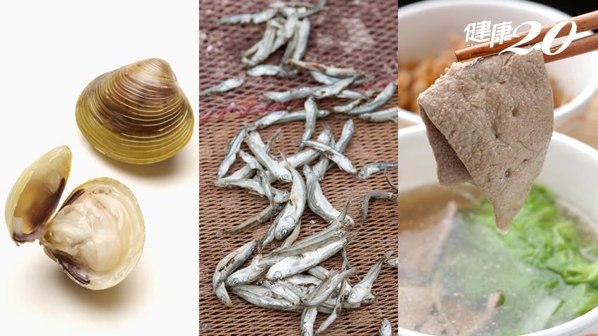 嘴破、容易累、記憶變差…你可能缺B12!6大食物幫你保護神經血管