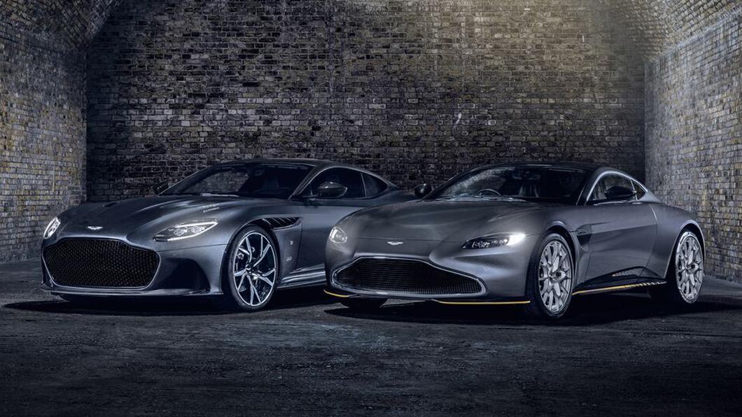 眾所期待的007新系列電影《007 生死交戰》預計於11月上映。(圖片來源/ Aston Martin) 龐德忙到沒空死! Aston Martin 007聯名特仕車亮相