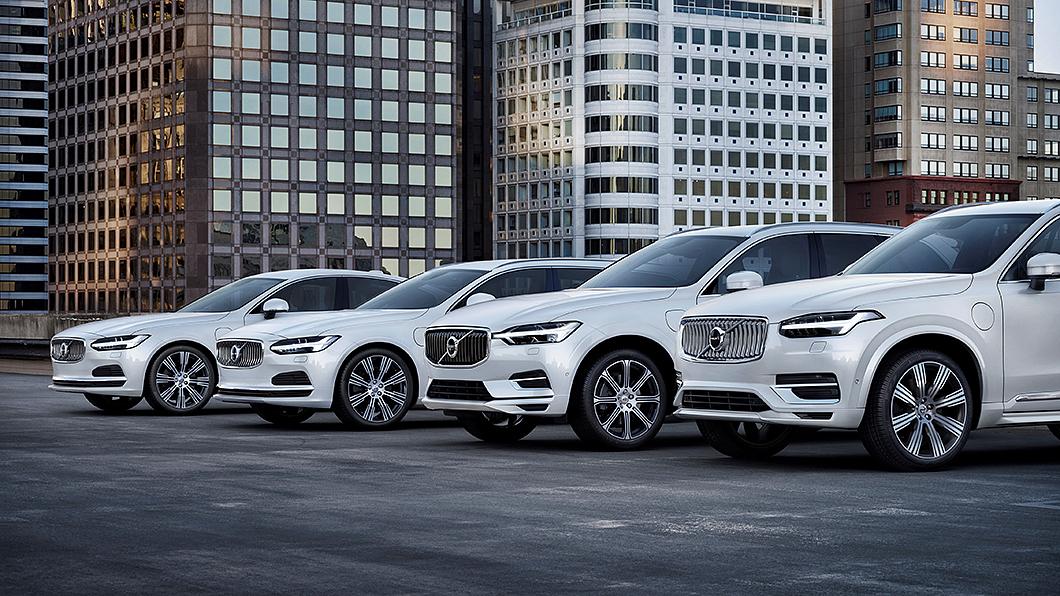 2020年J.D.Power美國科技體驗調查報告出爐,Volvo奪下年度冠軍。(圖片來源/ Volvo) J.D.Power美國汽車科技體驗指數出爐 第一名竟不是新創大廠