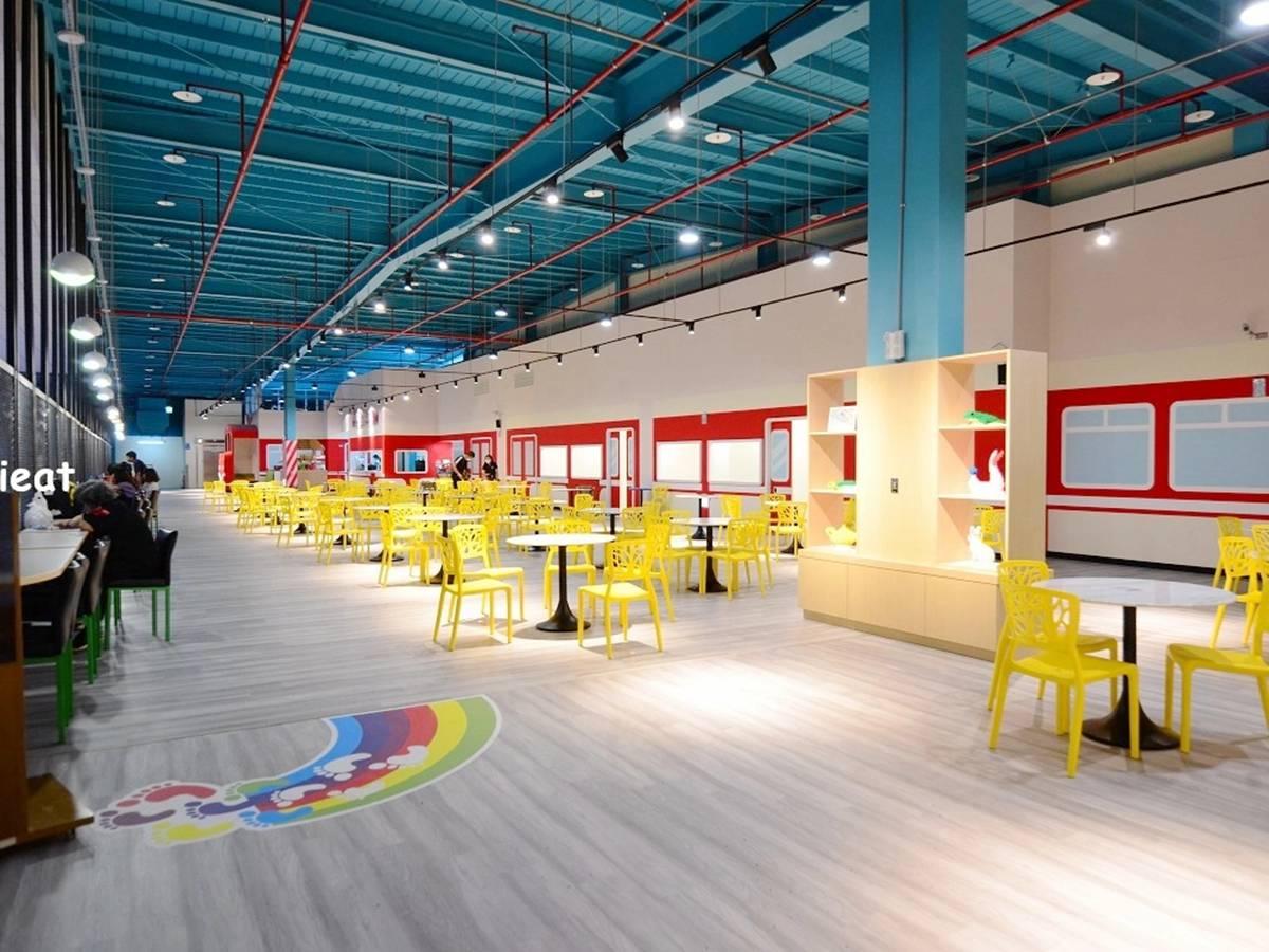 【新開店】全台最大海盜船球池!南台灣小孩放電天堂,超大2100坪還可吹冷氣