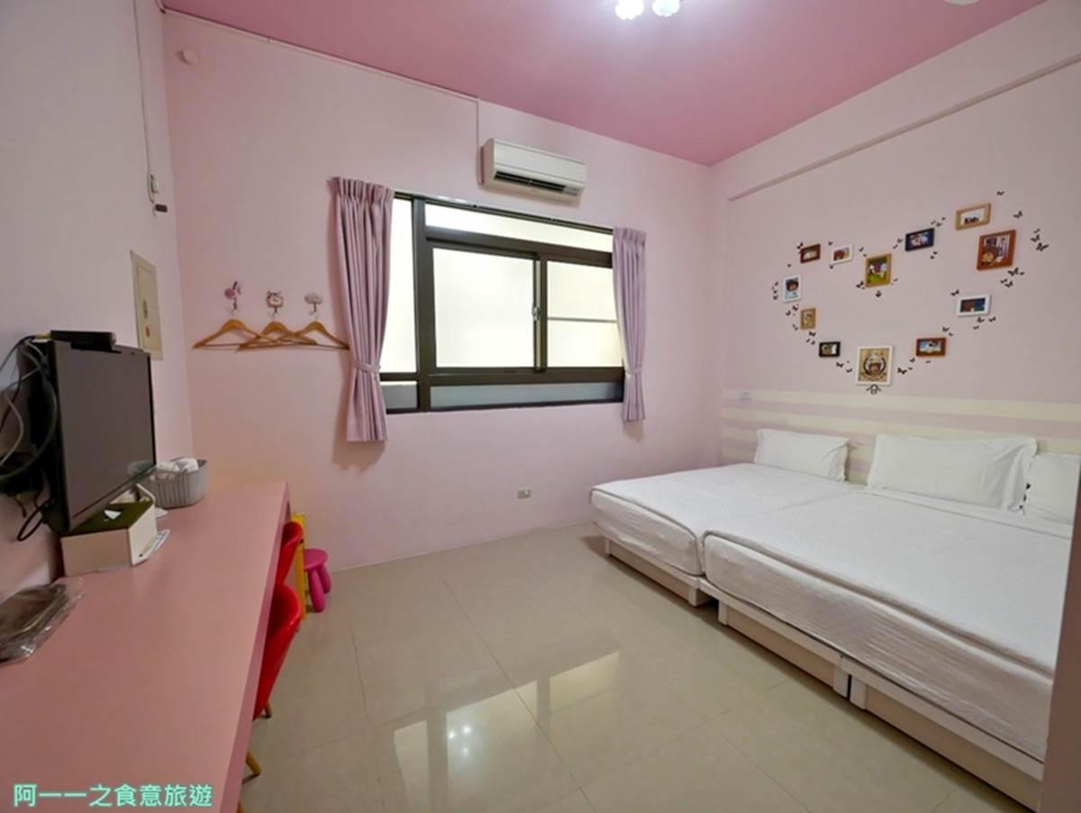 住進遊樂園!台東親子民宿設施超豐富,賽車場、漫畫屋、遊戲機玩到飽