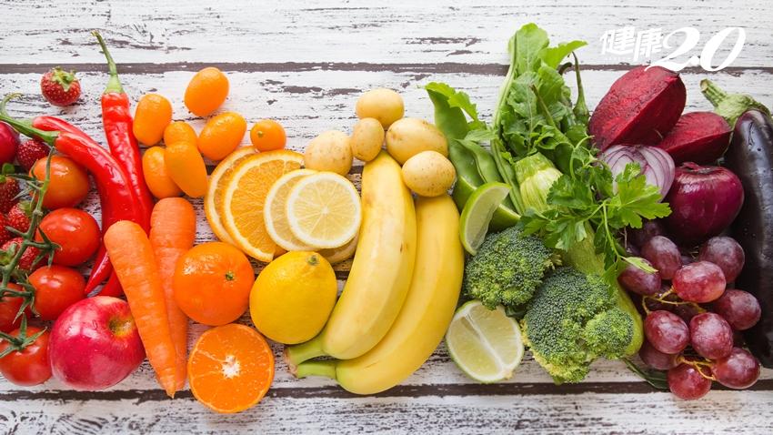 吃蘿蔔、蘋果別削皮 南瓜、檸檬、葡萄連皮帶籽吃抗癌效果更好!營養師揭1招有效控制血糖