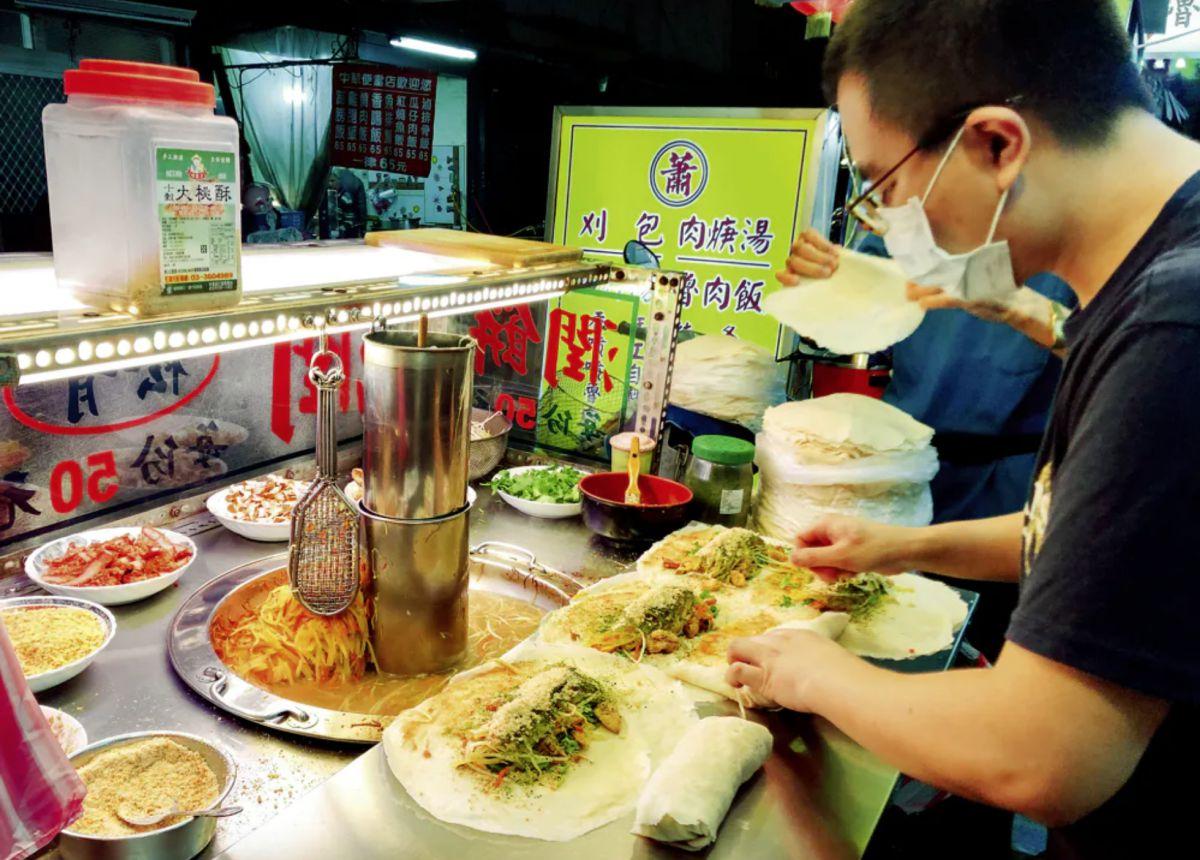 【2020台北米其林】必比登最新23家台北夜市小吃,藥燉排骨、菊花肉麵都上榜