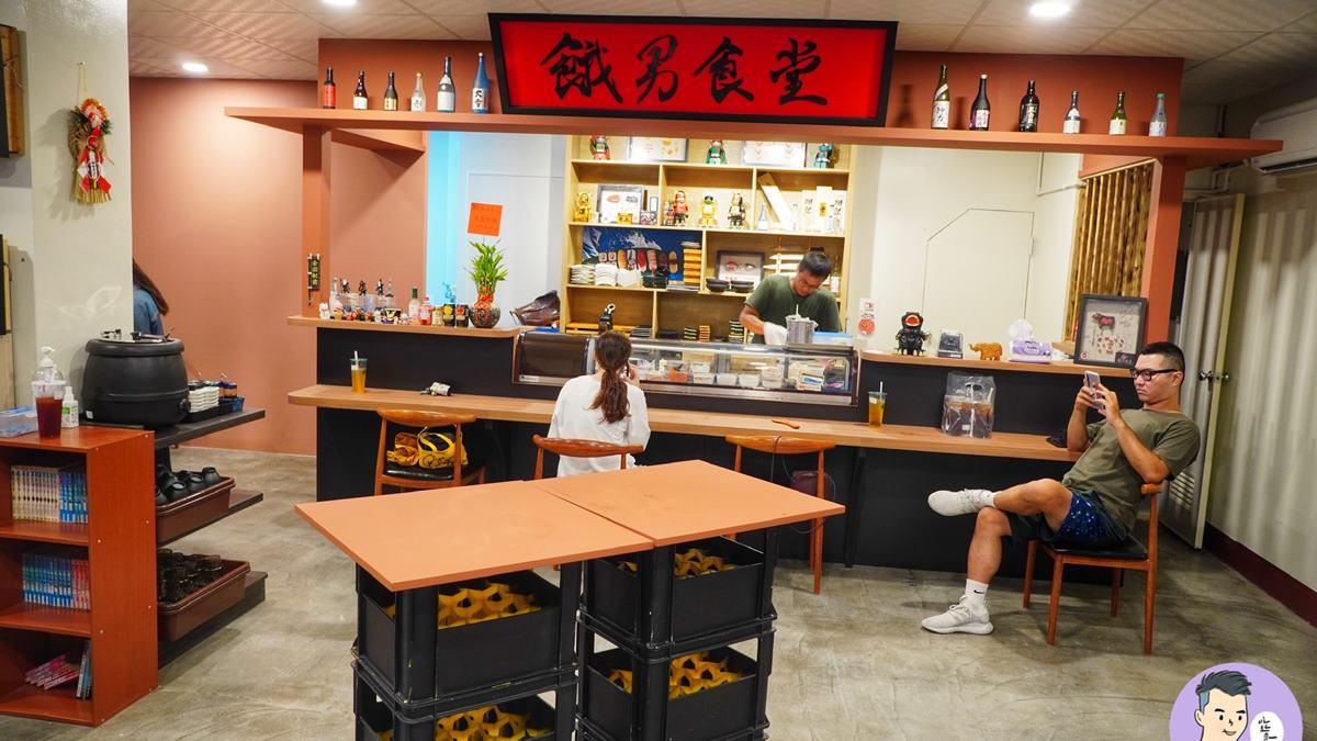 巨人吃的嗎?台南浮誇系丼飯有整盆海鮮,50貫炙燒鮭魚占滿畫面超誘人