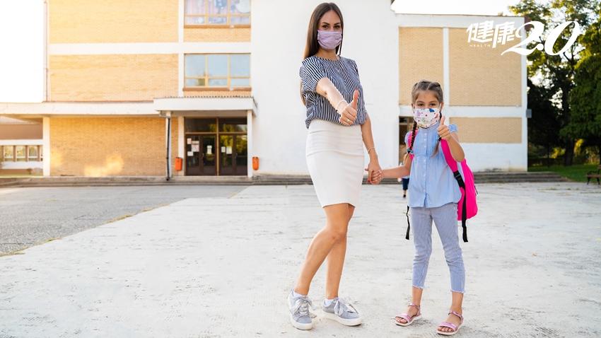 孩子第一次上學?孩子不想開學怎麼辦?專家教4招擺脫開學症候群
