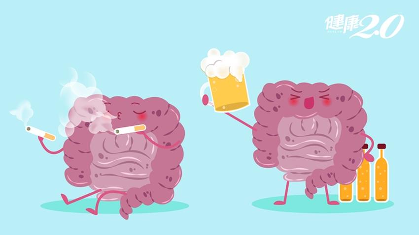 大腸癌年輕化!久坐、常吃紅肉、吸菸…5大危險因子讓癌症提早上門