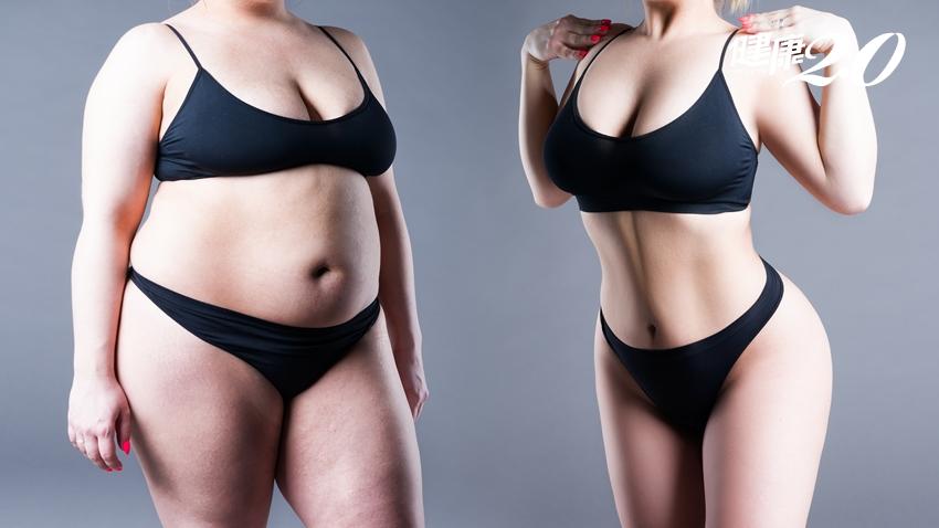 減肥會先瘦到胸部?1種瘦身飲食、2招「推胸運動」 不擔心胸部變小