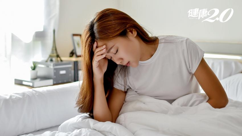 早上起床頭痛 當心腦瘤作祟!5症狀是腦部發出的警訊