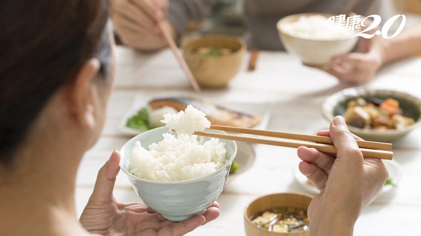 糖尿病是吃出來的!改變吃飯順序,糖尿病前期做對7件事 打破盲點什麼都可以吃