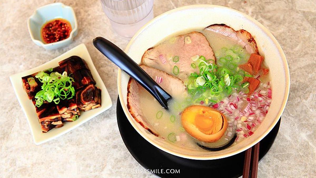 【新開店】網美衝三峽吃拉麵!日式吧檯裝潢超好拍,必點QQ豬耳凍