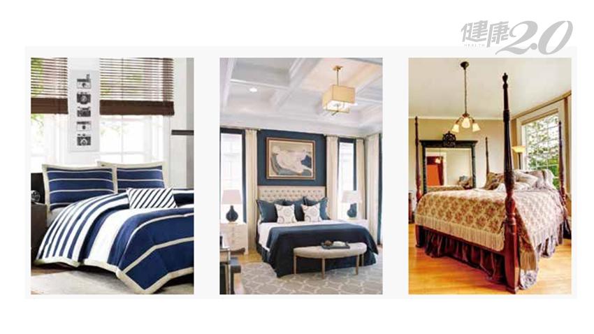 總是失眠可能選錯床單了!淡藍色床單有助降低血壓 心臟病患千萬別用紫色床單