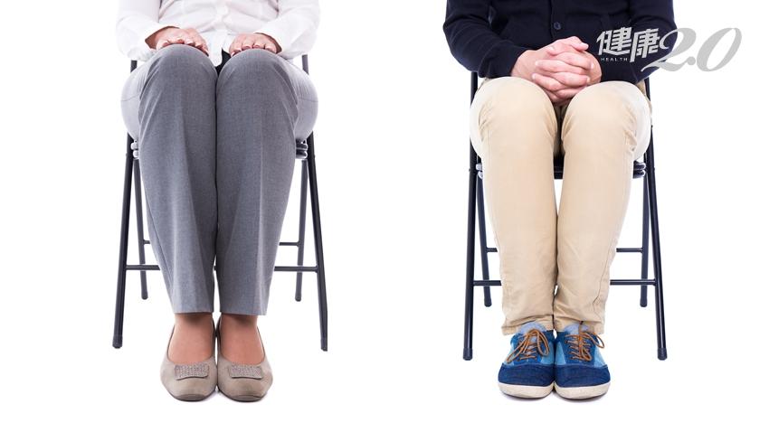抖腳有益膝蓋健康!最強膝蓋保健操「抖腳運動」 緩和膝蓋疼痛、改善下肢血液循環