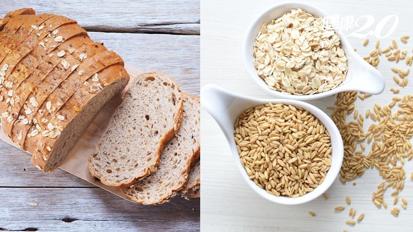早餐吃燕麥片、全麥吐司哪個好?博士教你吃對全榖 這種補足纖維、維生素B群