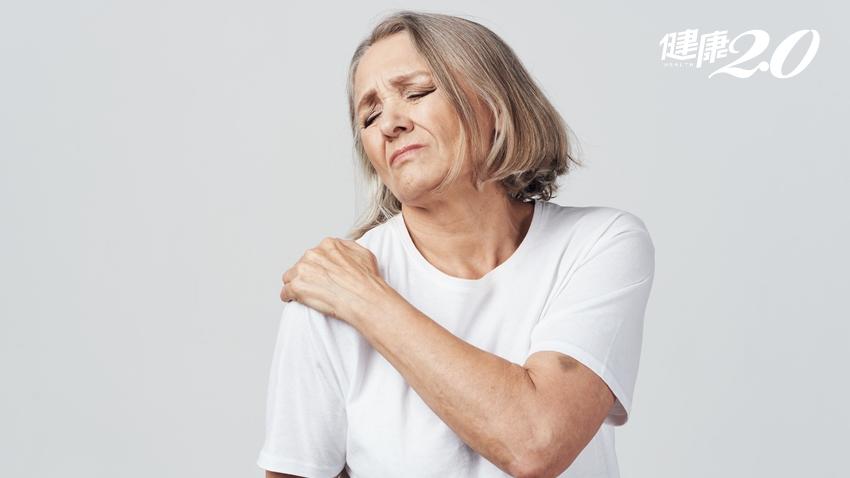 中風後肩膀疼痛好不了?3大原因別輕忽 醫師教你對症治療好得快
