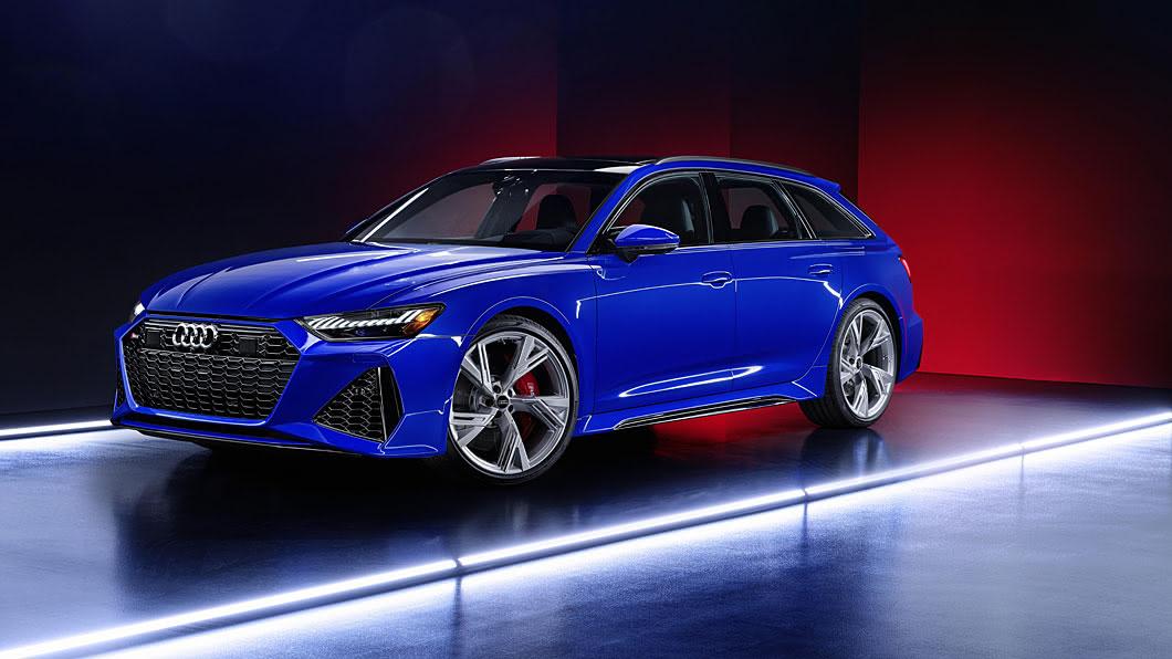 Audi於美國推出限量僅25輛之RS 6 Avant RS Tribute Edition。(圖片來源/ Audi) 致敬經典身價更不凡 RS 6 Avant RS致敬版全球只有25輛