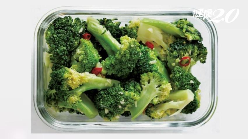 「防癌之王」綠花椰菜!日本蔬食達人教你1招 保留最多抗老營養素