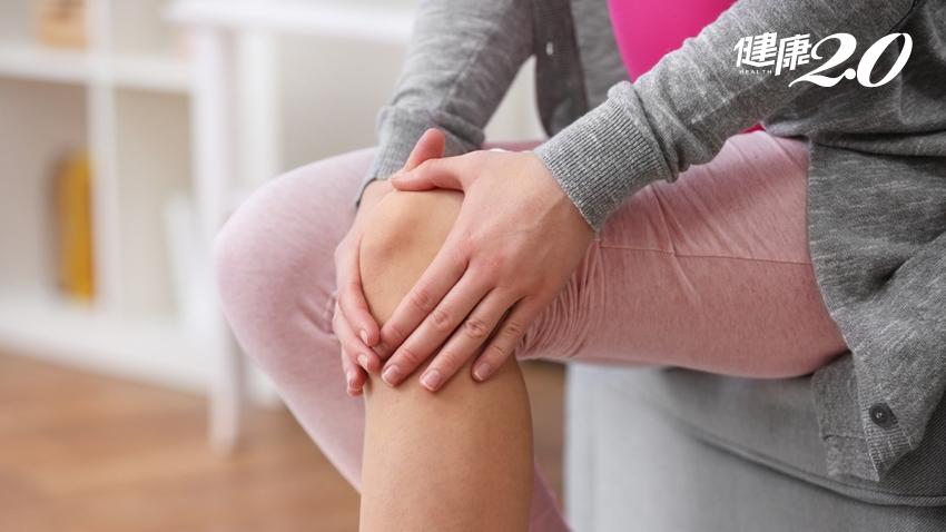 哪種運動對膝關節最好?院長解答!除了藥物,2關鍵減輕關節痛