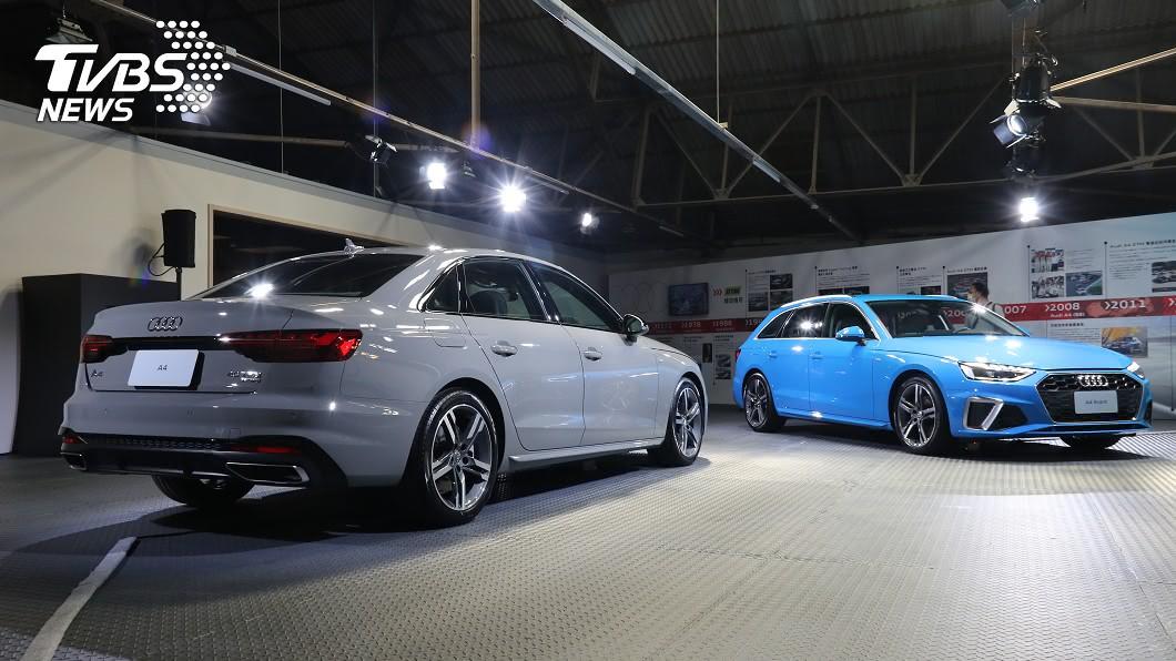 小改款A4維持預售價格206萬元起正式上市。 RS 4 Avant報價499萬元 小改A4維持預售價206萬起上市