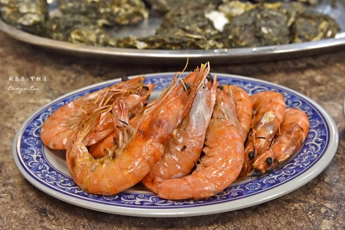 只到9月底!永和薑母鴨炭烤「生蠔」吃到飽,還能加價享Q彈白蝦