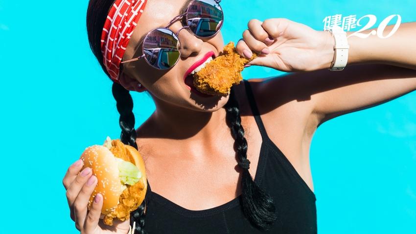減肥不用忌口!珍奶、炸雞、吃到飽全能吃!中醫師推出「4321」飲食法,吃對時間就能瘦