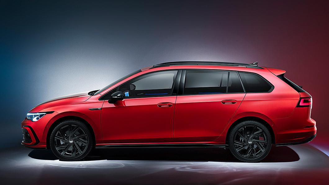 Volkswagen在今天正式發表了Golf Variant。(圖片來源/ Volkswagen) 需要更大空間? 大改款Golf旅行車首演現身