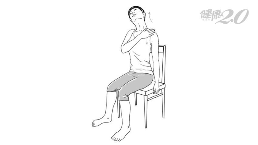 伸展胸鎖乳突肌是益腦良藥!抗癌名醫2招改善耳鳴、頭痛、腦神經衰弱、記憶力減退