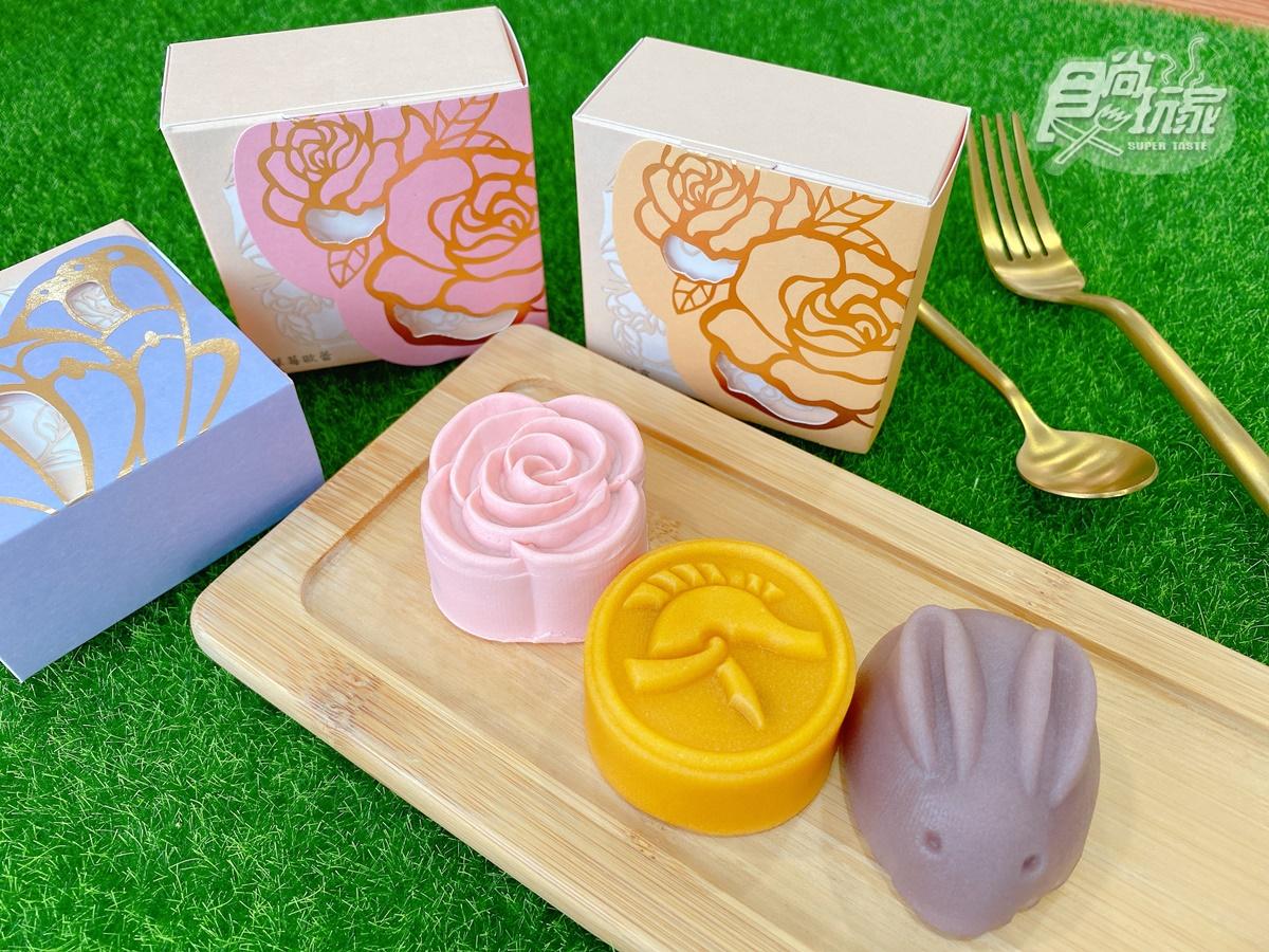 怎麼可以吃兔兔!超狂「楊枝甘露」手搖飲月餅,吃完能「放天燈」