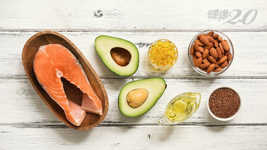 飽和、不飽和脂肪酸,你能分清楚嗎?正確降血脂 要選這些油