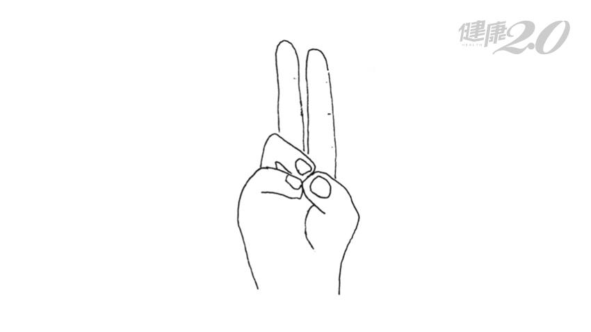 動動手指活化自癒力!2招「手印療法」能量循環 紓解身體疼痛