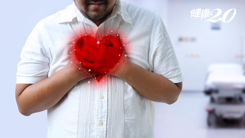 心悸幾分鐘又消失 恐是腦中風未爆彈!每20名長者就有1人「心房顫動」